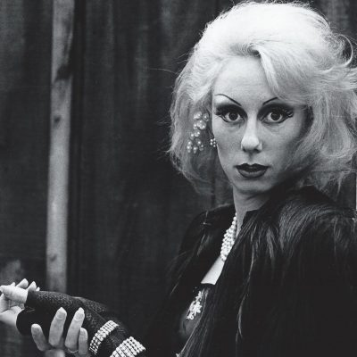 Mink Stole photo by Clay Geerdes