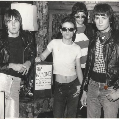 Meet the Ramones Photo by Roberta Bayley