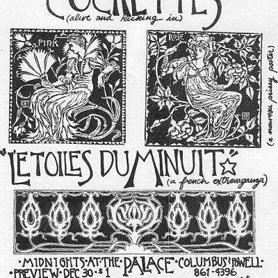 L'Etoiles Du Minuit (French Extravaganza)